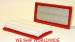 DODGE MINI RAM VAN EAGLE PREMIER FORD ESCORT USA FORD EXP filtr powietrza - air filter