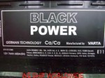 Akumulator 70Ah 550A JP+ VARTA BLACK POWER WROCŁAW